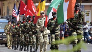 Tous les pays membres du G5 Sahel prennent part à l'exercice, de même que le Sénégal.