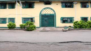 Prison for Kirikiri, Lagos, Nigeria