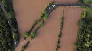 Campsie flooding