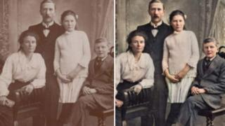 , Coventry man brings to life old photos to 'give them a home'