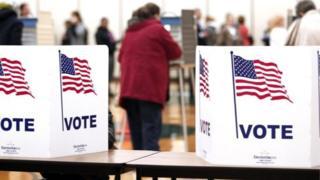 Votantes en Estados Unidos