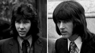 Richard Westwood and Leonard Hawkes