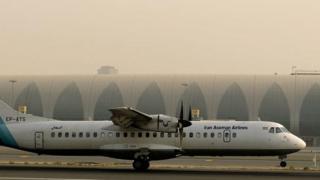 Aseman Airlines использует самолеты ATR 72-500