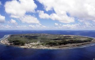 Picture of Nauru.