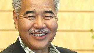 Губернатор штату Гаваї Девід Іге