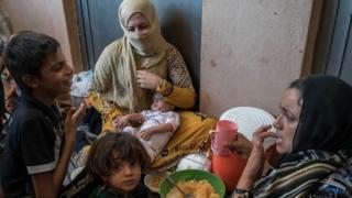 Iraklı bir aile