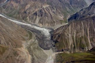 Ледник Медвежий, Горный Бадахшан