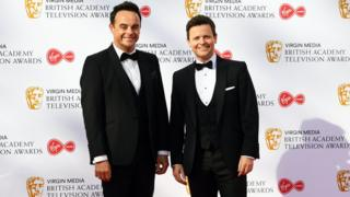 Bafta TV Awards 2019: Ant and Dec among the winners