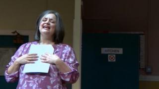 Ruth Jones in The Nightingales