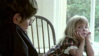 Lucy e Stephen Hawking