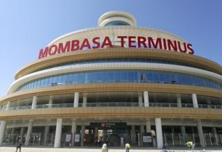 मोम्बासा स्टेशन