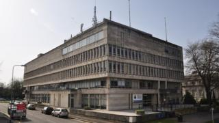 Cardiff Central Police Station
