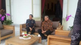 Jokowi, SBY
