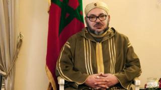 King of Morroco, Mohammed IV.