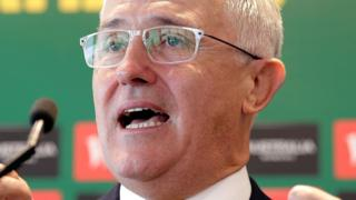 Australian Prime Minister Malcolm Turnbull has established a trigger for a so-called double dissolution election