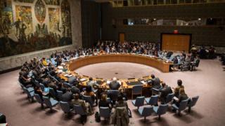 شورای امنیت سازمان ملل پنج عضو دائمی و ۱۰ عضو دورهای دارد. آمریکا از جمله اعضای دائمی است که از سوی باقی اعضا با انتقاد روبهرو شد