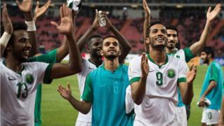 فوز السعودية وسوريا وتعادل العراق في تصفيات آسيا لكأس العالم