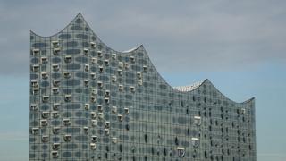 Elbphilharmonie, en Hamburgo.
