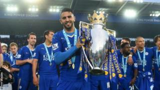 Riyad Mahrez, Pep Guardiola, Manchester City, Leicester, Football
