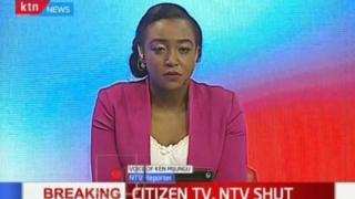 Onye na-agụ akụkọ na KTN TV
