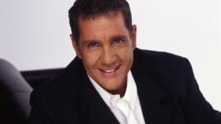 Dale Winton pictured in 2013