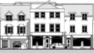 School Street development