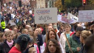 Grantham march