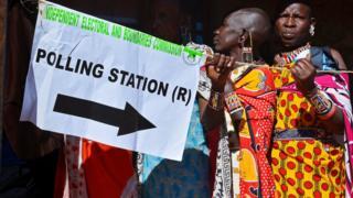 Huit candidats approuvés pour la présidentielle du mois d'août au Kenya.