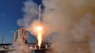 Vostochny rocket launch, 28 Apr 16