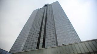 उत्तर कोरिया का होटल