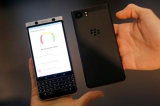 Blackberry KEYone mobile phones
