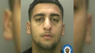 Man jailed for mowing down rival with car in Gravelly Hill