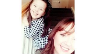 Amelia and Niamh Carlin