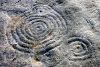 Chatton rock art