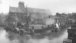 St Mary's in 1937