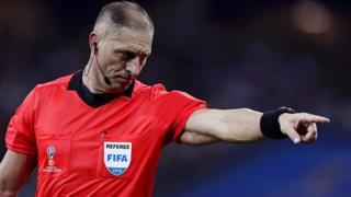 Nestor Pitana sera l'arbitre de la finale France - Croatie