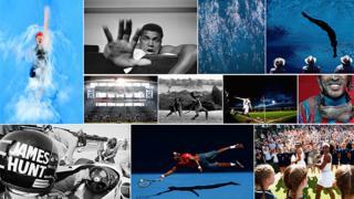 Composición de las fotografías de Getty