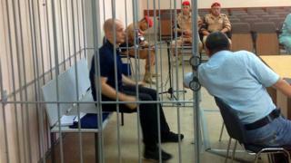 Щербаков в суде