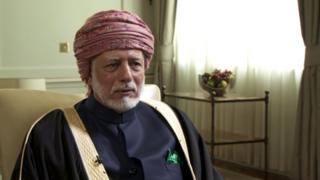 وزیر خارجه عمان