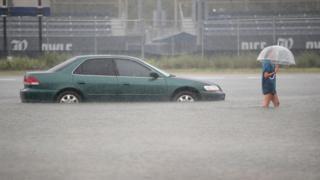 هاروی شدیدترین توفان در پنجاه سال اخیر توصیف شده است.