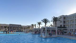 Jaz Makadi Aquaviva hotel