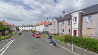 Alison Street, Kirkcaldy