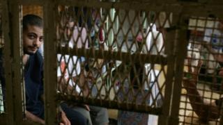 صورة أرشيفية (سجن في غزة)
