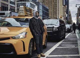 Taxi driver Daniel