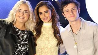 Katie Thistleton, Cheryl and Cel Spellman