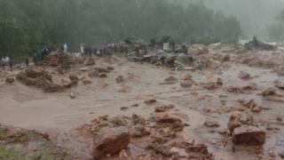 narendra modi India landslide