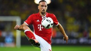 """Nous sommes le Bayern, nous ne craignons personne. Où que nous jouions, nous gagnons"""", affirme l'attaquant français dans le quotidien allemand Bild de jeudi."""