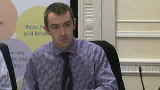 The Stormont Finance Committee inquiry, then chaired by Daithi McKay, was set up in 2015 due to political controversy over the multi-million pound sale of Nama's Northern Ireland property portfolio