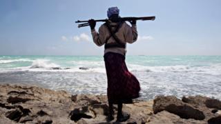 دزد دریایی سومالی