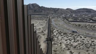 Pemisah AS-Meksiko
